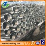 Matériau de construction en acier galvanisé Tuyau fileté