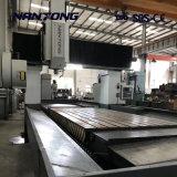 CNC 수직과 수평한 고정보 미사일구조물 유형 CNC 축융기
