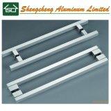 De Toebehoren van het Aluminium van het Profiel van de Uitdrijving van het aluminium, het Handvat van het Profiel van het Aluminium van de Keuken/Deur/Kabinet, de Keuken van het Aluminium