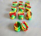 5ml tarros de cosméticos de plástico con tapas
