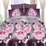 寝具の割合の明白な織り方の綿ポリエステル低価格