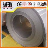 Hendidura 1219mm de ancho de las bobinas de acero inoxidable 304