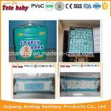 中国の工場OEMのブランドのアフリカの市場のための使い捨て可能な赤ん坊のおむつ