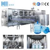 Botella de agua de 5 galones automático lavado Máquina Tapadora de llenado