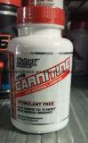La carnitina de Nutrex Lipo-6 120 casquillos reduce resistencia de la energía de las grasas de cuerpo
