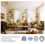Деревянная мебель гостиницы при живущий установленная софа комнаты (YB-T-824)
