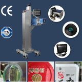 Máquina UV de alta velocidade do laser do Inkjet 10W