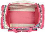 Дамы открытый красочные Duffel 600d полиэстера дорожная сумка багажного отделения