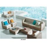 現代アルミニウムフレームの屋外の家具セット