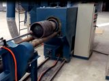 Lpg-Gas-Zylinder-Oberflächen-Reinigungs-Granaliengebläse-Maschine