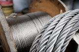 18X7 (6/1) - Rotation résistant à la corde de fils en acier inoxydable