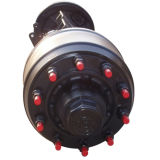 منتوج حارّة - 6 فتحة بئر مكبح مقطورة محور العجلة عمليّة بيع إلى شيلية