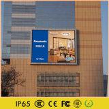 Im Freien farbenreiche LED-Reklameanzeige-Bildschirmanzeige