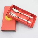 Оптовая цена комплект Cutlery Flatware ручки 3 PP части
