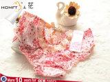 형식은 다채로운 레이스 우유 실크 사랑스러운 소녀 내복 팬티를 디자인한다