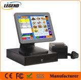 """Nuevo modelo A5 15"""" pantalla táctil capacitiva de Terminal POS"""