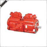 Pièce de machines principale de construction de pompe hydraulique pour l'excavatrice