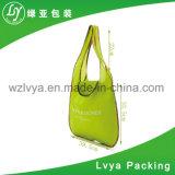 Polyester/Nylondrawstring-Wäscherei-Beutel mit kundenspezifischem Drucken