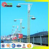 6m-12m Luz de Aço Galvanizado Pole em Street