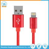 cavo di dati del USB del telefono del caricatore del lampo di lunghezza di 5V/2.1A 1m