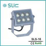 6W LEDの屋外の点のライトまたは壁の洗濯機