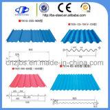 Il Manufactory della Cina ha preverniciato lo strato d'acciaio galvanizzato del tetto