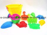 Hermoso Castillo barril 10 piezas de juguetes de playa