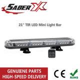 """O melhor preço Micro 21"""" LED Tir Luz Mini Bar para tráfego de carro de polícia"""