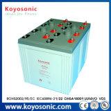 Bateria solar 24V Bateria recarregável nova 12V 100Ah Bateria solar com 3 ano de garantia