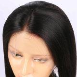 Curto Bob Virgem brasileira de cabelo humano Perucas