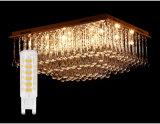 50000 heures de Durée de vie de l'ampoule LED G9 pour le remplacement de lampe traditionnelle