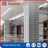 carreau de céramique modifié durable d'argile de revêtement de l'argile 3D