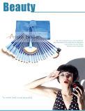 24 инструментального ящика щетки художника состава мягких Nylon волос высокого качества комплекта щетки состава PCS Premiuim профессиональных