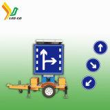 Hydraulischer anhebender angeschaltener Web-Fernsteuerungsmobile-VM-Zeichen-Vorstand-Solarschlußteil