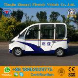 Sitzlangsamer elektrischer Streifenwagen der Zhongyi Marken-4 für Polizisten