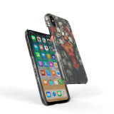 IMD personalizzano la cassa del telefono del reticolo per il iPhone X