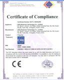 スピーカーLCDの表示の長い生命低雑音FCCの証明プロジェクター