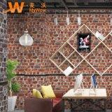 2018 Nouveau étanche en PVC Décoration maison 3D de papier peint