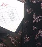 100 % polyester Tissus Crepon, le bronzage de finition, de vêtements pour femmes