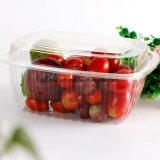 Kunststoffgehäuse-Behälter des Nahrungsmittelgrad-faltende Kasten-Nahrungsmittel-Verpackungs-Kasten-Wegwerfhaustier-pp.