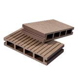 140*20mm orifício quadradoWPCdeck exterior de madeira