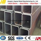 La cavité carrée soudée laminée à chaud de pipe sans joint sectionne la pipe en acier