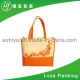 Feuilleter le sac à provisions non tissé d'emballage avec l'impression personnalisée