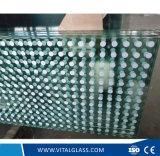Espaço livre/cor-de-rosa/vidro laminado Opal azul para o vidro de Windows (L-M)