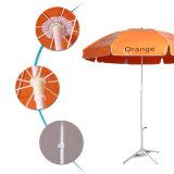 Fiberglas des Strand-Regenschirm-7.5FT, das Strand-Regenschirm kippt