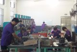 Concrete Grinder를 위한 Lavina Metal Bond Diamond Grinding Polishing Pad