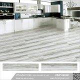 Los materiales de construcción en 3D de madera de inyección de tinta gris de suelos de cerámica azulejos de mosaico (VRW10N2601, 200x1000mm)