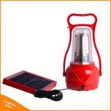 Indicatore luminoso Emergency di campeggio solare esterno portatile ricaricabile della tenda della lanterna 35LED