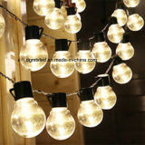 クリスマスのための星明かりのLEDの装飾の球根ストリングライトかテラスまたは寝室または家