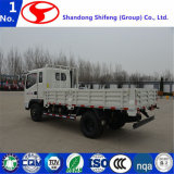 販売のための平面貨物トラック4tons